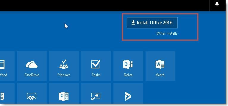 Installing Office 365 ProPlus | Arts & Sciences Computing